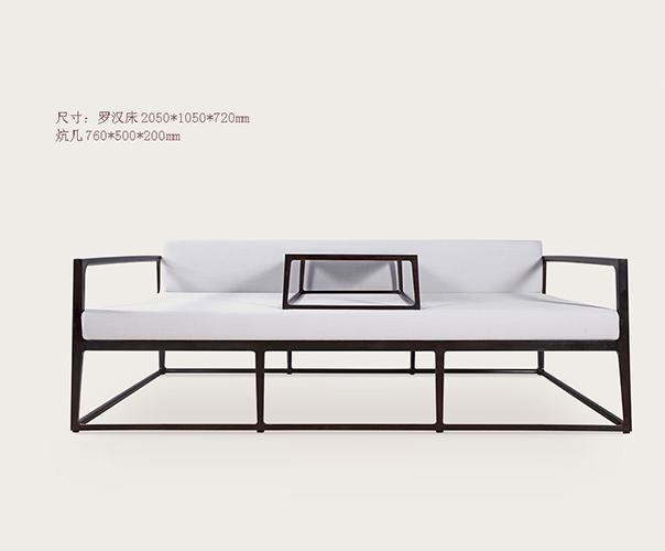 罗汉床沙发
