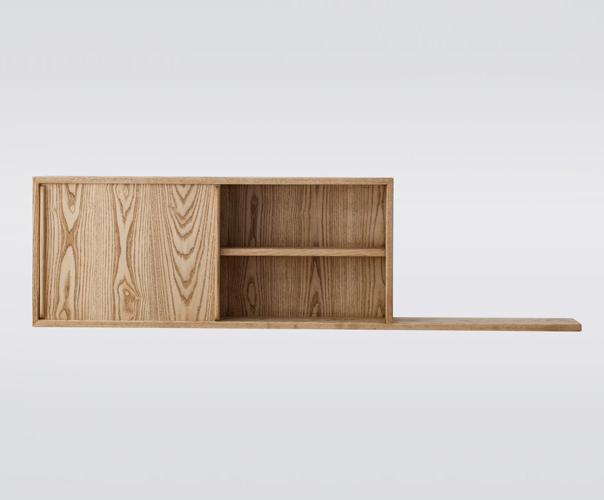 深圳实木壁柜