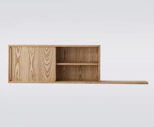 浙江实木壁柜