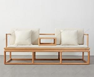 新中式罗汉床
