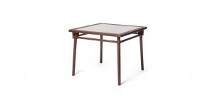 胡桃木八仙桌