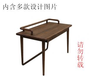新中式禅意家具多款图片